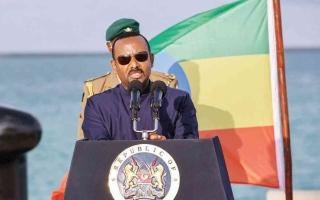الصورة: الصورة: إثيوبيا تحدد موعد عرسها الديمقراطي