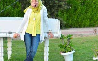 الصورة: الصورة: تعاني من مرض نادر.. فتاة مصرية تنال تعاطف الأمريكيين
