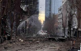 الصورة: الصورة: الشرطة الأمريكية تكشف كيف وقع انفجار ناشفيل