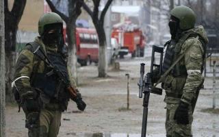 الصورة: الصورة: الأمن الروسي يحبط مخططا إرهابياً في داغستان ويعتقل 4 داعشيين