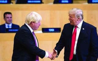 الصورة: الصورة: انتخاب بايدن قد يُضعف آمال التقارب بين لندن وواشنطن