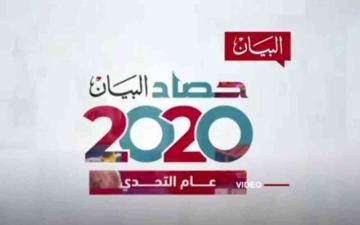 الصورة: الصورة: 2020 .. حصاد البيان في عام التحدي