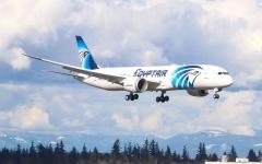 الصورة: الصورة: مصر للطيران تستأنف رحلاتها إلى سلطنة عمان اليوم