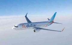 الصورة: الصورة: فلاي دبي تعيد تشغيل رحلاتها من السعودية اعتباراً من الغد