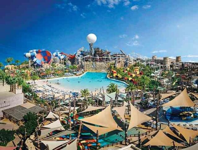 جزيرة ياس تحصد 35 جائزة خلال 2020