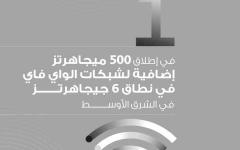 الصورة: الصورة: الإمارات تطلق نطاق 500 ميجاهرتز إضافية لـ«واي فاي»