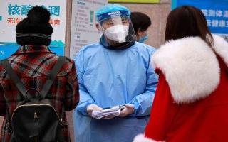 الصورة: الصورة: الصين تسجل 27 إصابة جديدة بكورونا
