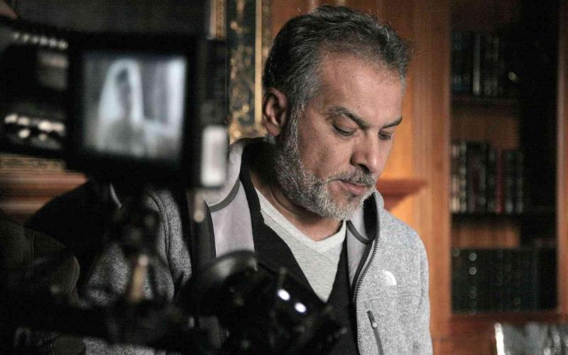 الصورة: الصورة: المخرج السوري الراحل حاتم علي في سطور