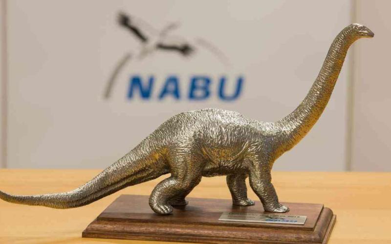 """الصورة: الصورة: جائزة """"ديناصور العام"""" السلبية لطريق سريع بألمانيا"""