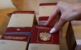 الصورة: الصورة: روسيا تبدأ إصدار جوازات سفر خاصة لمن تلقوا اللقاح