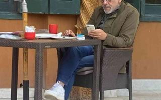 الصورة: الصورة: ماذا قالت النيابة المصرية عن وفاة المخرج حاتم علي؟