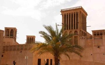 الصورة: الصورة: العمارة في الإمارات جذور حضارية ومشهد عصري متألق