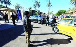 الصورة: الصورة: مسؤول عراقي يحذر  من السلاح المنفلت