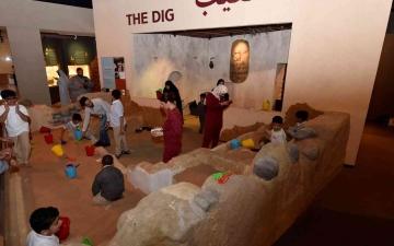 الصورة: الصورة: «الشارقة للمتاحف» تُمكّن ذوي التوحد