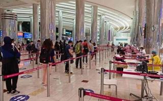 الصورة: الصورة: طيران الإمارات تبدأ  2021  بطفرة سفر