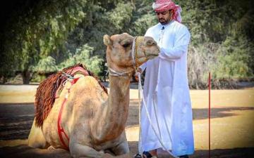 الصورة: الصورة: نادي تراث الإمارات يختتم ملتقى السمالية
