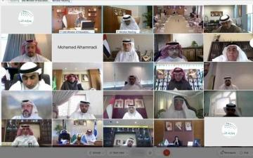 الصورة: الصورة: 19 مبادرة إماراتية سعودية  في 6 مجالات