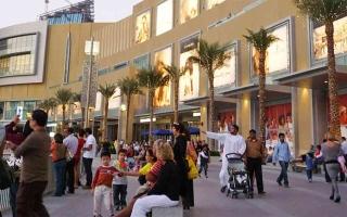 الصورة: الصورة: دبي تشهد أكبر تدفق سياحي منذ بدء الجائحة