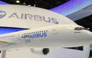 الصورة: الصورة: تقارير عن بيع إيرباص 560 طائرة عام 2020