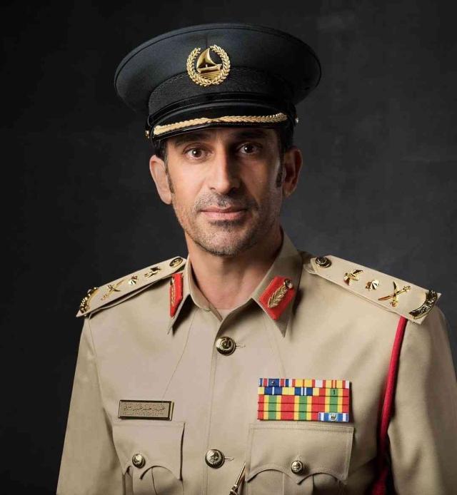شرطة دبي تطلق خدمة