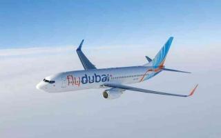 الصورة: الصورة: فلاي دبي تشغل رحلاتها إلى السعودية