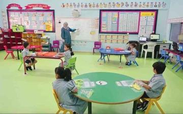 الصورة: الصورة: تسليم الكتب المدرسية لطلبة «الحكومية» اعتباراً من اليوم