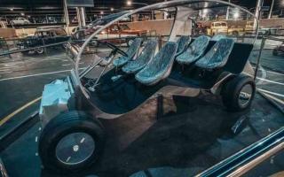 الصورة: الصورة: متحف السيارات.. روعة الكلاسيكيات