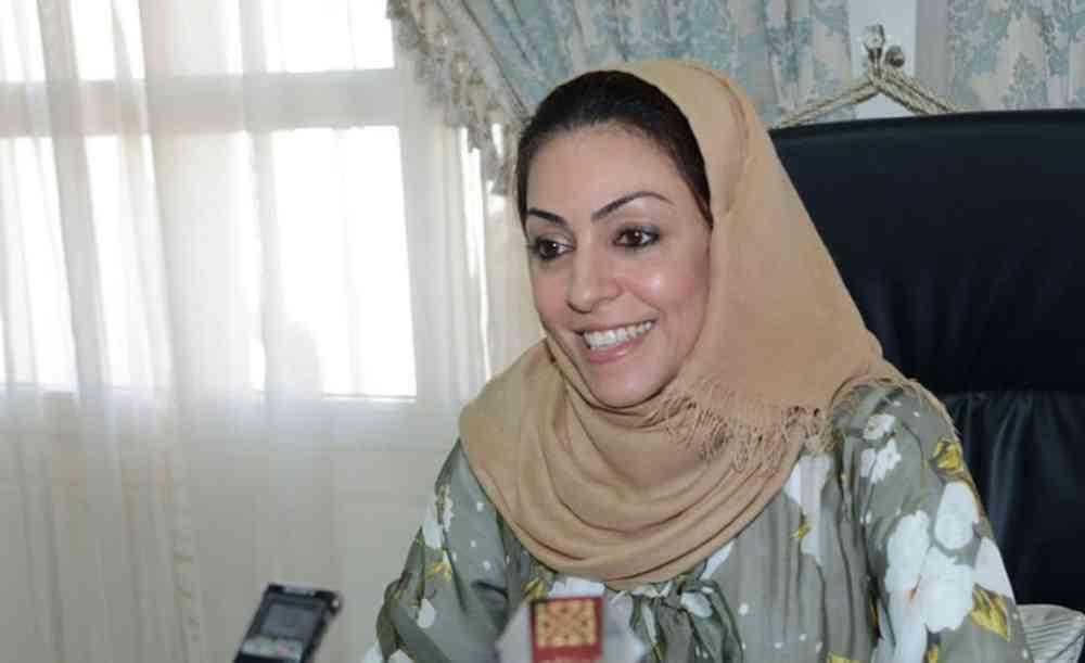 الصورة : بدرية الشهري
