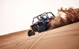 """الصورة: الصورة: """"سياحة الشارقة"""" تعلن عن عودة الرحلات السياحية والصحراوية"""