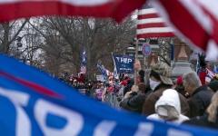 الصورة: الصورة: إعلان حظر التجول في واشنطن ابتداء من الـ6 مساء