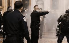الصورة: الصورة: شرطة واشنطن: 4 قتلى نتيجة أعمال العنف التي شهدتها المدينة