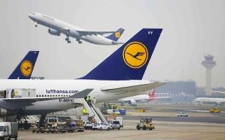 الصورة: الصورة: «لوفتهانزا» ترهن طائراتها للحصول على الأموال