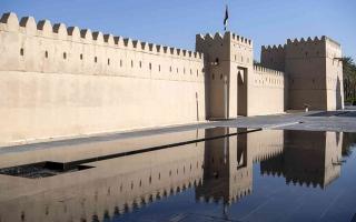 الصورة: الصورة: قصر المويجعي شاهد على النهضة