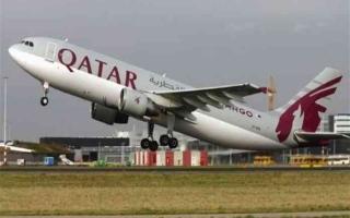 الصورة: الصورة: الخطوط القطرية تعيد تشغيل عدد من رحلاتها عبر أجواء السعودية