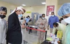 الصورة: الصورة: الإمارات تواصل جهودها الإنسانية في سقطرى