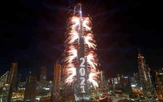 """الصورة: الصورة: فايننشال تايمز: دبي """"مدينة الاحتفالات"""" بامتياز ومقصد مشاهير العالم"""