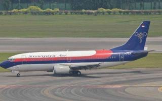 الصورة: الصورة: فقدان الاتصال بطائرة إندونيسية بعد إقلاعها من جاكرتا