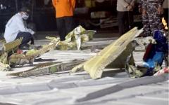 الصورة: الصورة: محققون يكشفون عن مفاجأة حول تحطم  الطائرة الإندونيسية