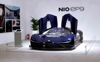 الصورة: الصورة: «نيو» الصينية تطلق أول سيارة كهربائية بالتزامن مع طرح سيارات «تسلا»