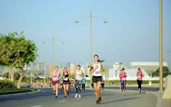 الصورة: الصورة: مواصلة التسجيل في  «تحدي دبي لجري السيدات»