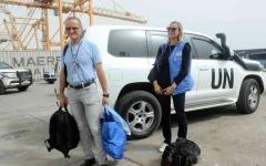 الصورة: الصورة: مقترح أحادي من البعثة الأممية يثير غضب الحكومة اليمنية