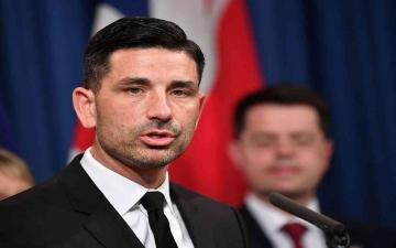 الصورة: الصورة: استقالة القائم بأعمال وزير الأمن الداخلي الأمريكي