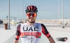 الصورة: الصورة: فريق الإمارات للدراجات يضم السويسري مارك هيرشي