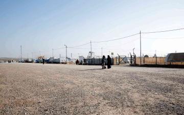 الصورة: الصورة: العراق..عمليات أمنية نوعية وإخلاء آخر مخيمات النازحين في الموصل