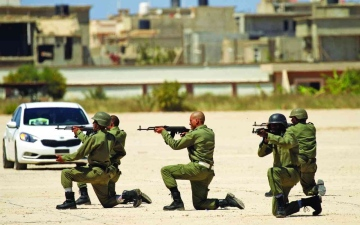 الصورة: الصورة: توافق على ميزانية مشتركة في ليبيا