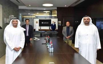 الصورة: الصورة: تعاون بحثي وتدريبي بين جامعة خليفة و«حديد الإمارات»