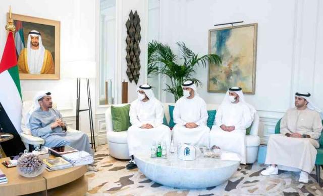 حمدان بن زايد يطلع على جهود القطاع السياحي في أبوظبي