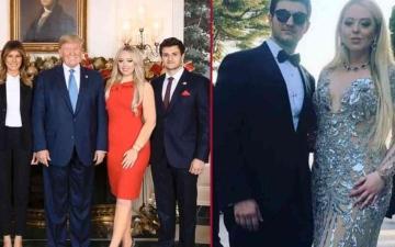 الصورة: الصورة: حقيقة زواج ابنة ترامب من ابن مليونير سعودي