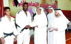 الصورة: الصورة: جودو «أبطال الإمارات» 22 يناير في كلباء