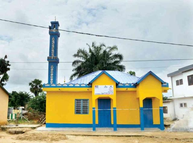 «خيرية الشارقة» تنجز 6979 مسجداً خارج الدولة منذ 2015